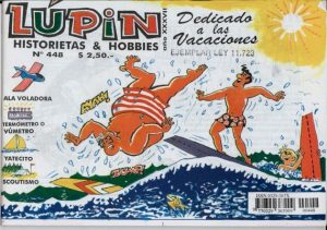 Lúpin n° 448 Año 37, 2001 [PDF]