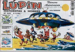 Lúpin n° 449 Año 38, 2002 [PDF]