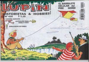 Lúpin n° 450 Año 38, 2002 [PDF]