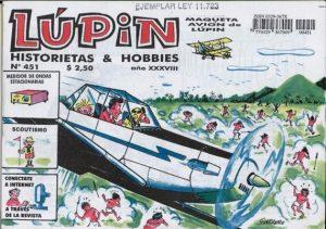 Lúpin n° 451 Año 38, 2002 [PDF]