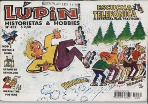 Lúpin n° 452 Año 38, 2002 [PDF]