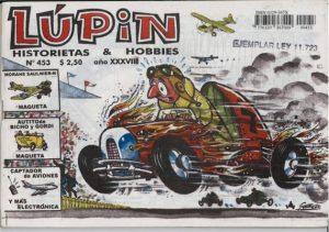 Lúpin n° 453 Año 38, 2002 [PDF]