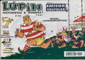 Lúpin n° 454 Año 38, 2002 [PDF]