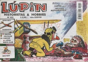 Lúpin n° 455 Año 38, 2002 [PDF]