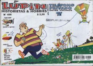 Lúpin n° 456 Año 38, 2002 [PDF]