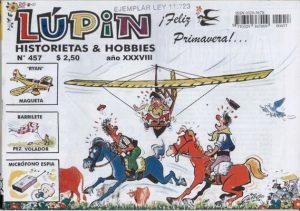 Lúpin n° 457 Año 38, 2002 [PDF]