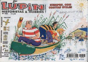 Lúpin n° 458 Año 38, 2002 [PDF]