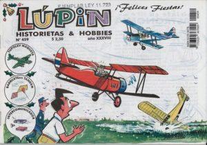 Lúpin n° 459 Año 38, 2002 [PDF]