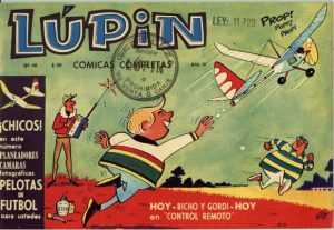 Lúpin n° 46 Año 4, 1969 [PDF]