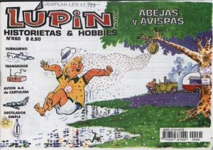 Lúpin n° 460 Año 38, 2002 [PDF]