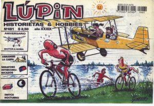 Lúpin n° 461 Año 39, 2003 [PDF]