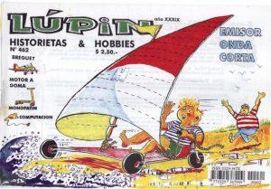 Lúpin n° 462 Año 39, 2003 [PDF]