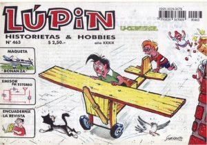Lúpin n° 463 Año 39, 2003 [PDF]