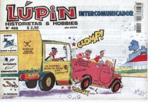 Lúpin n° 466 Año 39, 2003 [PDF]