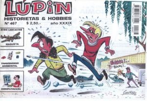 Lúpin n° 467 Año 39, 2003 [PDF]