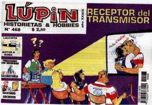 Lúpin n° 468 Año 39, 2003 [PDF]