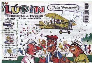 Lúpin n° 469 Año 39, 2003 [PDF]