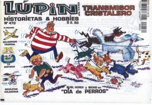 Lúpin n° 470 Año 39, 2003 [PDF]