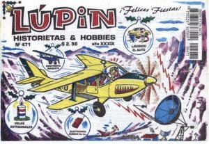 Lúpin n° 471 Año 39, 2003 [PDF]
