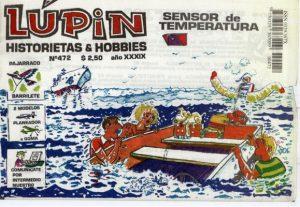 Lúpin n° 472 Año 39, 2003 [PDF]