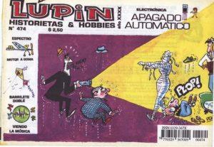 Lúpin n° 474 Año 40, 2004 [PDF]
