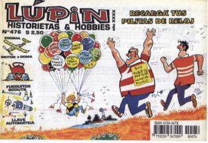Lúpin n° 476 Año 40, 2004 [PDF]
