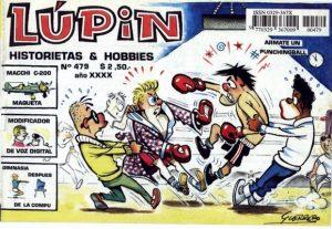 Lúpin n° 479 Año 40, 2004 [PDF]