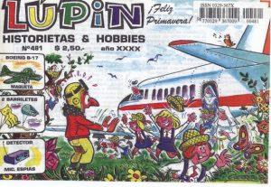 Lúpin n° 481 Año 40, 2004 [PDF]