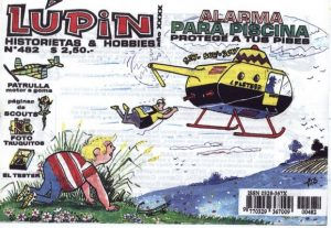 Lúpin n° 482 Año 40, 2004 [PDF]
