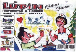 Lúpin n° 483 Año 40, 2004 [PDF]