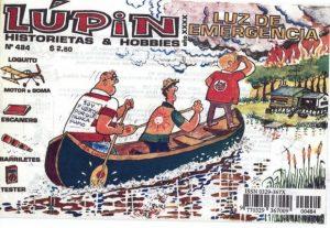 Lúpin n° 484 Año 40, 2004 [PDF]