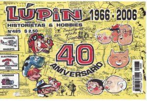 Lúpin n° 485 Año 41, 2005 [PDF]