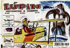 Lúpin n° 487 Año 41, 2005 [PDF]