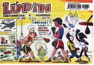 Lúpin n° 489 Año 41, 2005 [PDF]