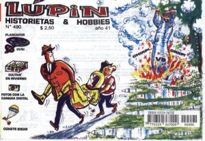 Lúpin n° 490 Año 41, 2005 [PDF]