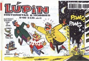 Lúpin n° 492 Año 41, 2005 [PDF]