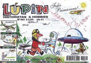 Lúpin n° 493 Año 41, 2005 [PDF]