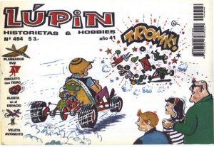Lúpin n° 494 Año 41, 2005 [PDF]