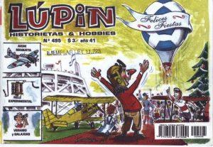 Lúpin n° 495 Año 41, 2005 [PDF]
