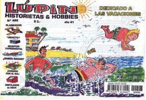 Lúpin n° 496 Año 41, 2005 [PDF]