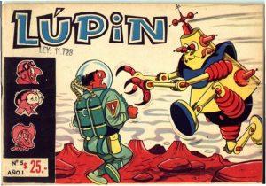 Lúpin n° 5 Año 1 – Abril, 1966 [PDF]