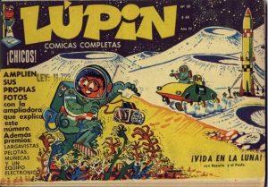 Lúpin n° 50 Año 4, 1969 [PDF]
