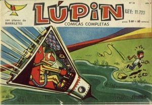 Lúpin n° 54 Año 5, 1970 [PDF]