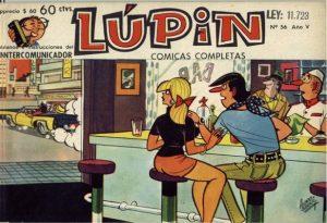 Lúpin n° 56 Año 5, 1970 [PDF]