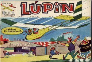 Lúpin n° 58 Año 5, 1970 [PDF]