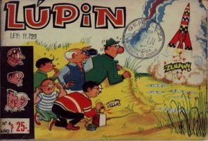 Lúpin n° 6 Año 1 – Mayo, 1966 [PDF]