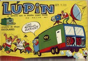 Lúpin n° 60 Año 5, 1970 [PDF]