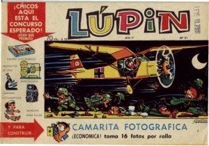 Lúpin n° 61 Año 5, 1970 [PDF]