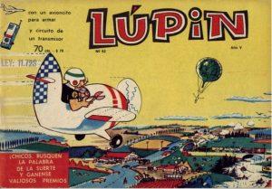 Lúpin n° 62 Año 5, 1970 [PDF]