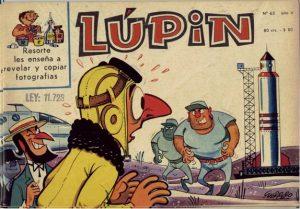 Lúpin n° 63 Año 5, 1970 [PDF]